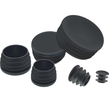 Plastic Pipe End Caps Pipe Fittings