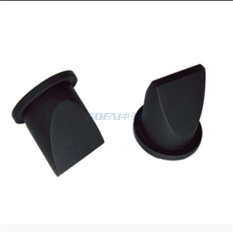 Manufacturers Custom Silicone One Way Cross Slit Valve